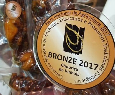 Medalha de Bronze 2017